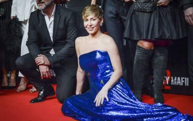 Piękna Kasia Warnke na czerwonym dywanie