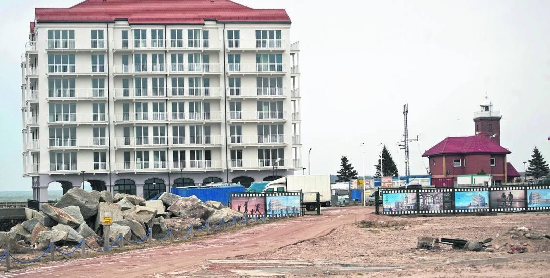 Duże inwestycje na terenie Darłowa. Będzie ponad tysiąc apartamentów