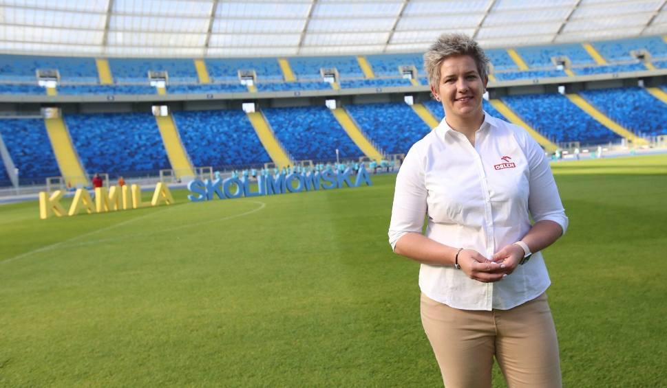 Film do artykułu: Anita Włodarczyk: Na Stadionie śląskim chcę pobić rekord świata WIDEO