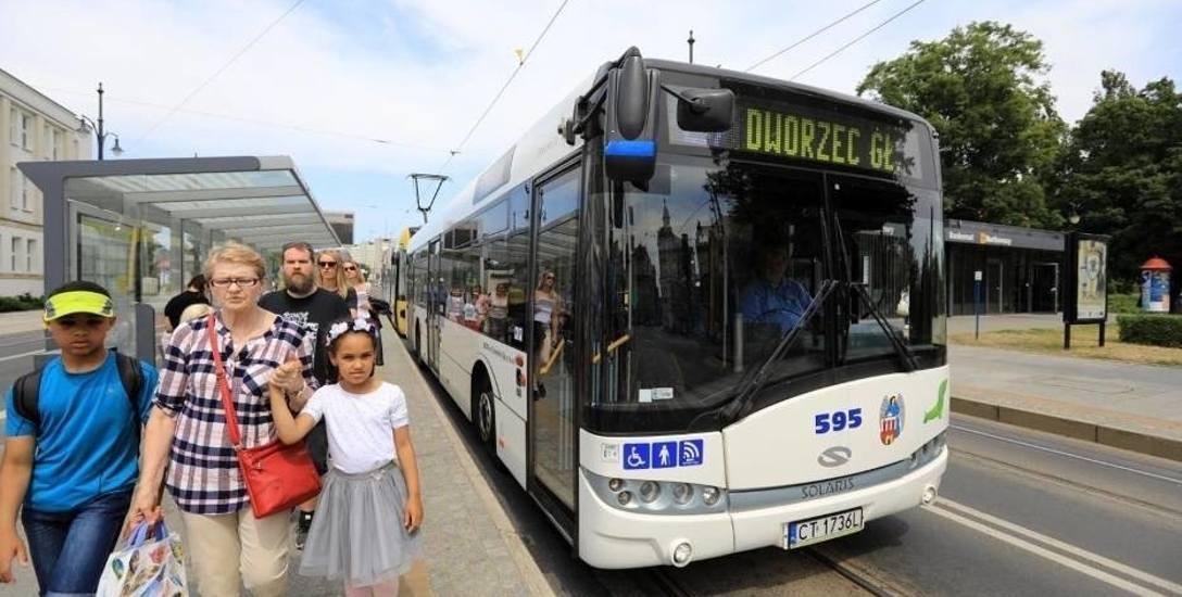 Od września niektóre autobusy MZK w Toruniu pojada inaczej