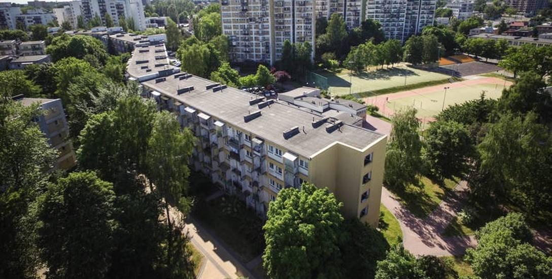 Najwięcej mieszkańców ma dzielnica Rury