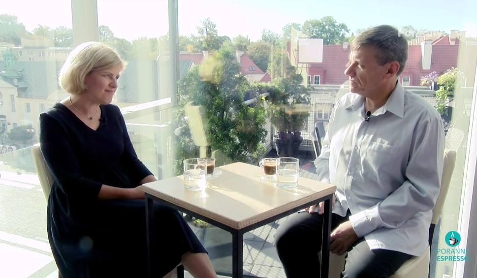 Film do artykułu: Poranne Espresso. Izabela Suchocka o dynastii malarzy z Białegostoku (wideo)