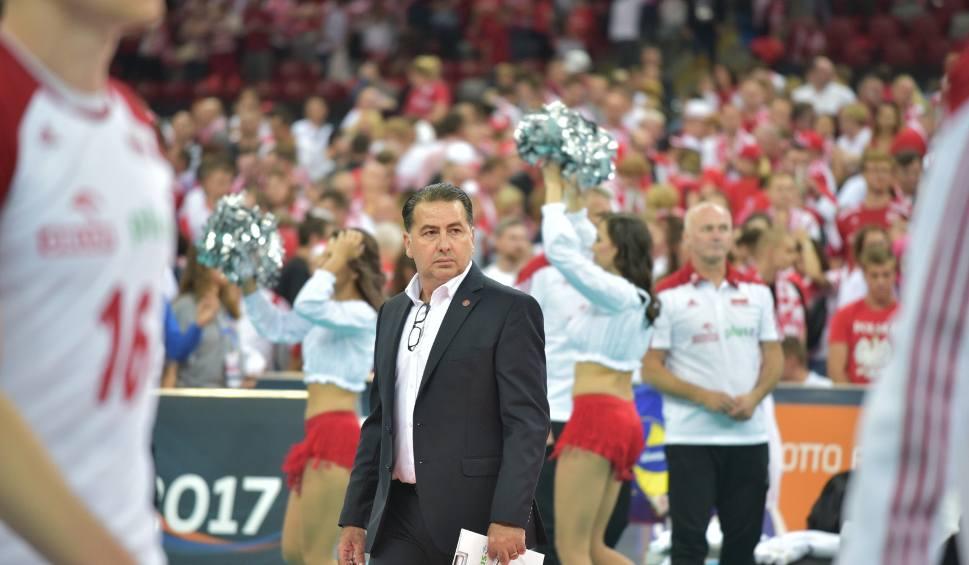 Film do artykułu: Ferdinando De Giorgi nie będzie dłużej prowadził reprezentacji Polski