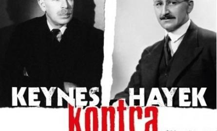 Friedrich Hayek wierzył w niewidzialną rękę rynku, z kolei John Keynes uważał, że rynek należy kontrolować