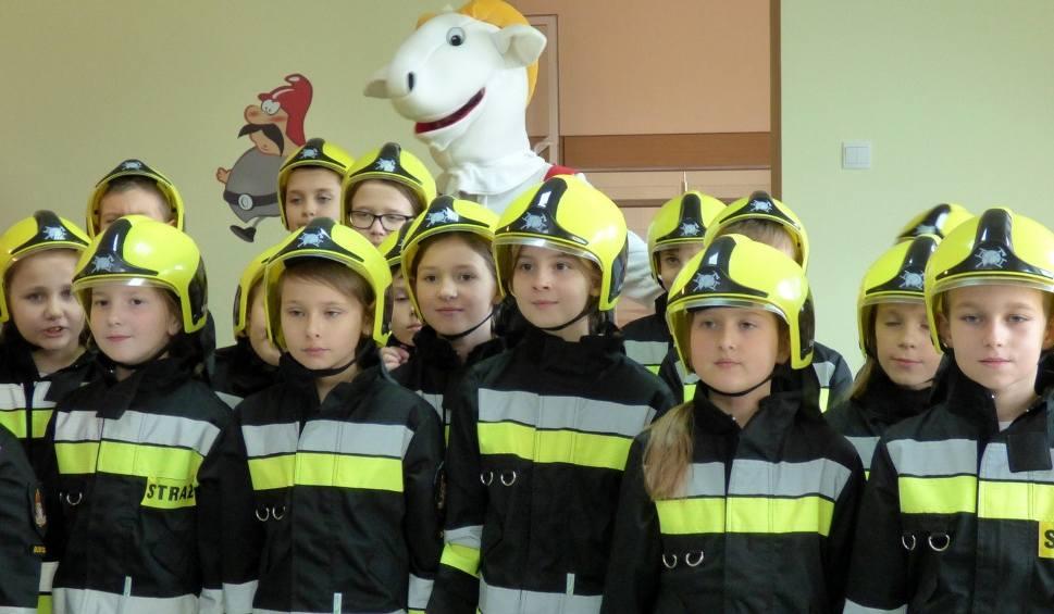 Film do artykułu: Pierwszy świętokrzyski Ognik już płonie - w Busku-Zdroju