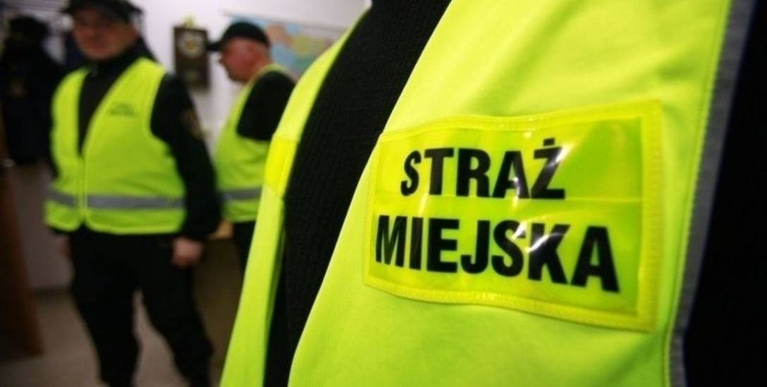 Starogard Gdański. Więcej strażników miejskich, by pilnować miejskie inwestycje