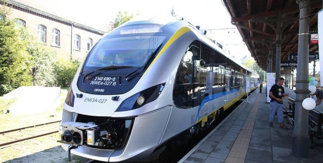 Pierwsze Impulsy przyjechały na Opolszczyznę dwa lata temu. Teraz pasażerów wozi pięć składów, niebawem będą kolejne dwa.