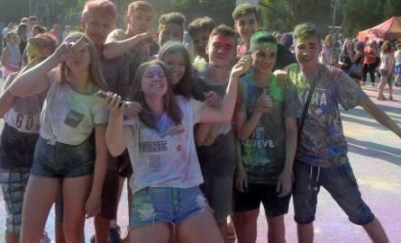 Sosnowiec: Eksplozja Kolorów w Parku Sieleckim ZDJĘCIA