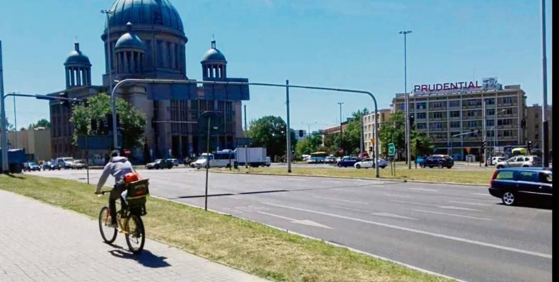 W ciągu 8 lat w Łodzi wybudowano 123 km dróg dla rowerzystów  Kolejne powstaną m.in. wokół ronda Solidarności, wzdłuż  ul. Zachodniej