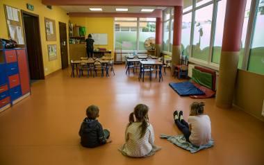Tak wyglądała sytuacja w jednym z krakowskich przedszkoli
