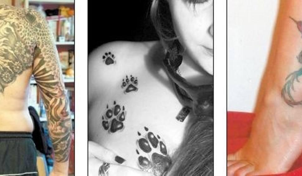 Zadbaj O Tatuaż Czyli Jak Ważna Jest Odpowiednia Pielęgnacja Gp24pl