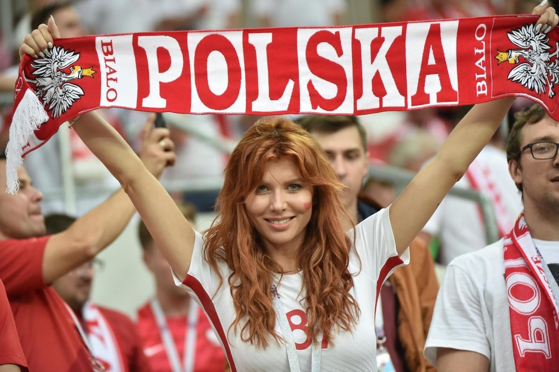Gramy u siebie! Polscy kibice na meczu z Senegalem