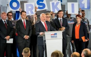 Liderzy Koalicji Europejskiej uważają, że w naszym województwie mogą pokonać PiS i zdobyć 2 mandaty!