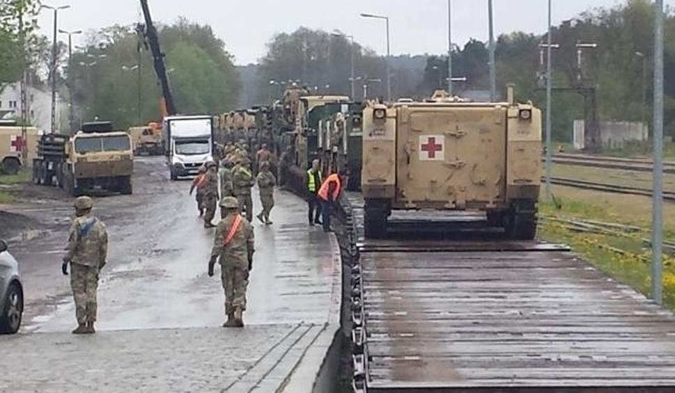 Film do artykułu: Okradli amerykańskich żołnierzy w Żaganiu. Zatrzymano dwie osoby
