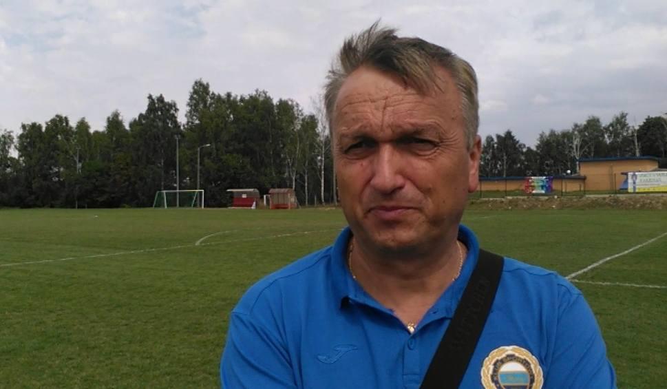 Film do artykułu: Trener Hutnika Leszek Janiczak: Cel się nie zmienia. Jest nim awans do III ligi [WIDEO]