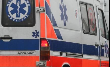 Autobus z młodymi piłkarzami z Dębicy zderzył się w Rzeszowie z autobusem PKS. 5 osób trafiło do szpitala