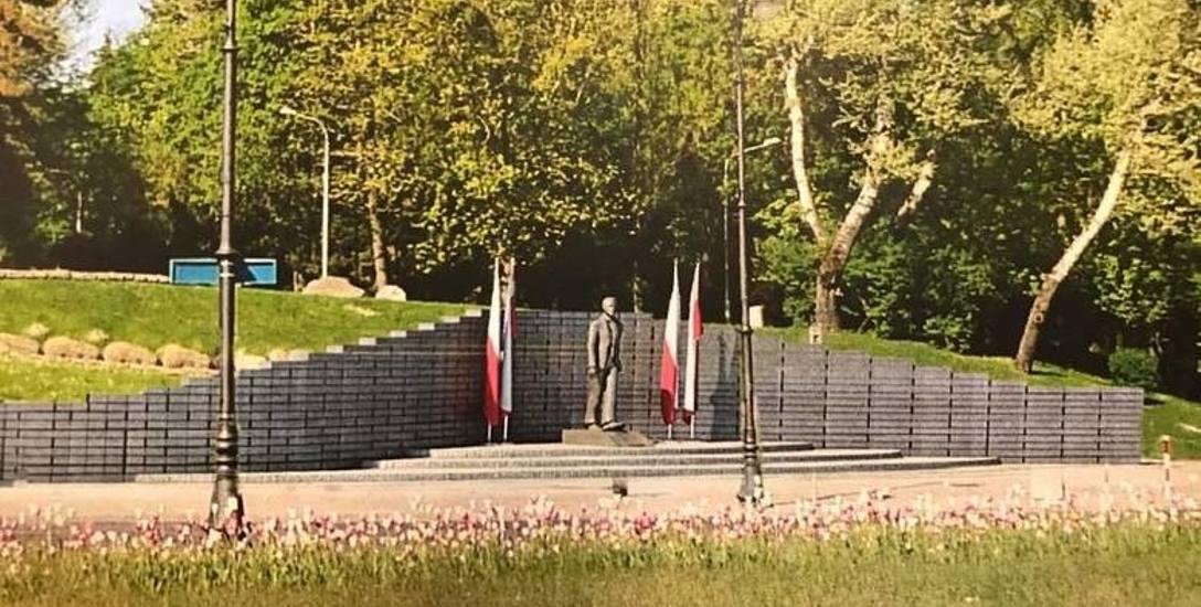 Pomnik prezydenta Kaczyńskiego na Placu NZS? W tej sprawie białostoczanie ciągle podzieleni