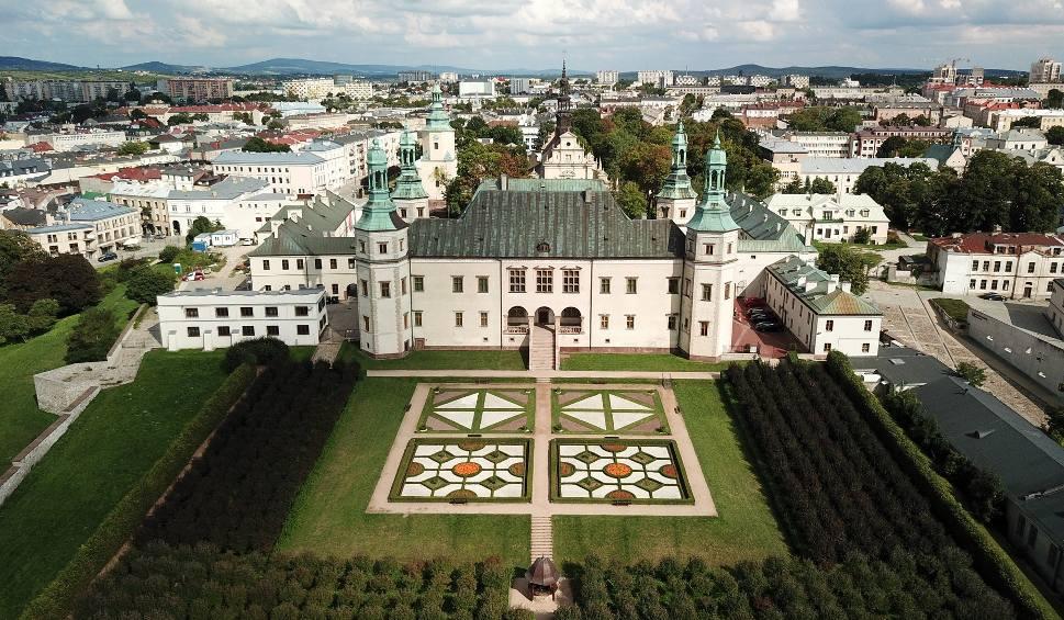 Film do artykułu: Tajemnice naszych zamków - Pałac Biskupów Krakowskich w Kielcach [WIDEO]