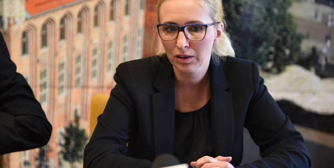 Bezpodstawnego szkalowania nas nie zamierzam tolerować - mówi Monika Mikulska, szefowa ZGM
