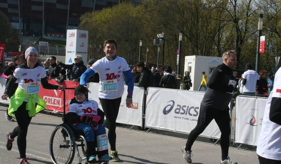 Film do artykułu: Orlen Warsaw Marathon zdobyty. Nasi niepełnosprawni zawodnicy na trasie [ZDJĘCIA]