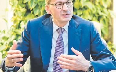 Morawiecki: Wykonaliśmy w terenie wielką pozytywistyczną pracę. Wierzę, że to przyniesie sukces.