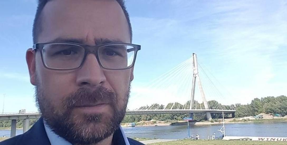 Sędzia Bartłomiej Przymusiński: -  Informacja, że polska KRS została zawieszona w prawach członka sieci rad, jest istotna i może spowodować odmowę wykonania