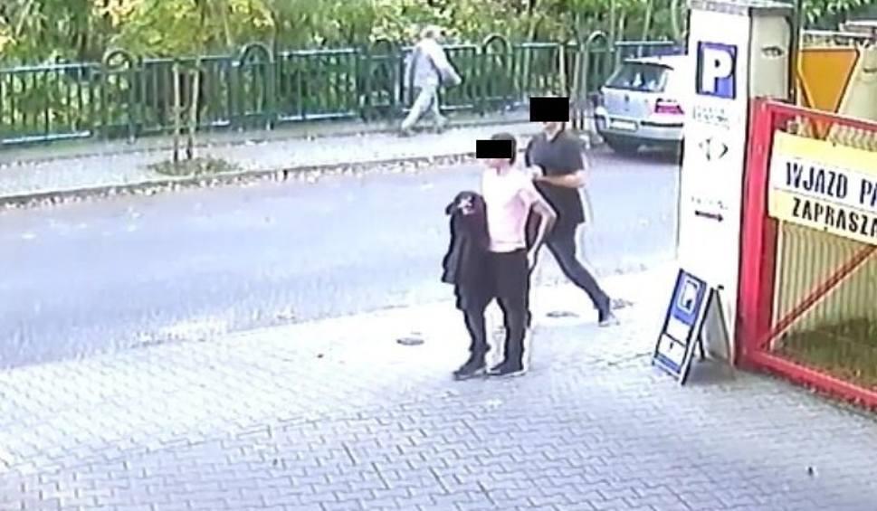 Film do artykułu: Gliwice: Sprawcy napadu na pielęgniarkę złapani dzięki internautom