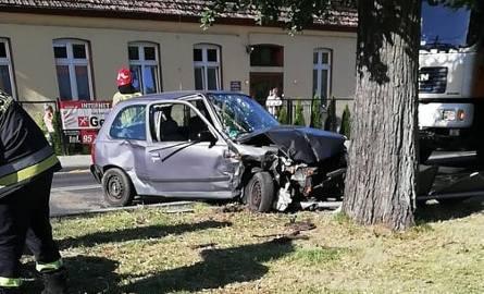 Do poważnego wypadku doszło w czwartek, 27 czerwca, w Wawrowie od Gorzowem. W okolicy przedszkola zderzyły się nissan i peugeot. Na miejsce przyjechały