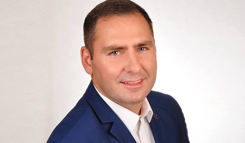Film do artykułu: Wybory samorządowe 2018. Marcin Saltarski, kandydat na burmistrza Pińczowa prezentuje swój program [ROZMOWA]