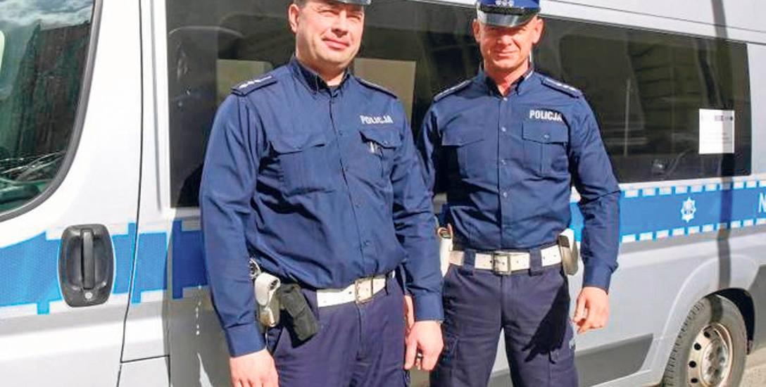 Sąd uznał, że policjantów pomówiono: Nie było alkoholu, a napoje izotoniczne