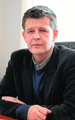 Krzysztof Stębelski, prezes Fundacji Rozwoju Gminy Kleszczów