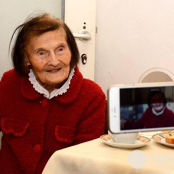 108-urodziny Honoraty Dziechciarz