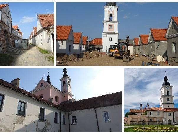 Wigry: Pokamedulski Klasztor Wigierski w remoncie. Będzie jeszcze piękniejszy [ZDJĘCIA]