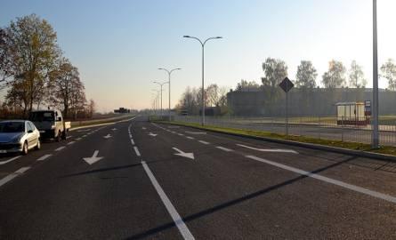 """W środę (17 października) z samego rana została oddana do użytkowania ulica Leśna w Suwałkach. To pierwszy z odcinków powstającej w Suwałkach tzw. """"Trasy"""