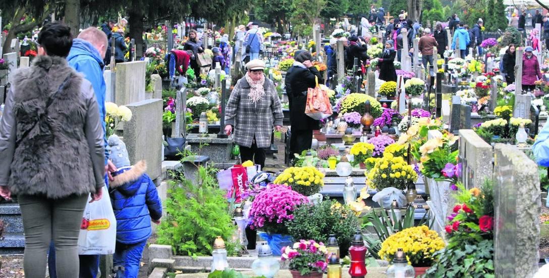 Wszystkich Świętych to wyjątkowy czas - każdemu zależy, by groby bliskich wyglądały godnie
