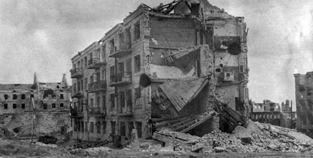 Dom Pawłowa w 1943 roku
