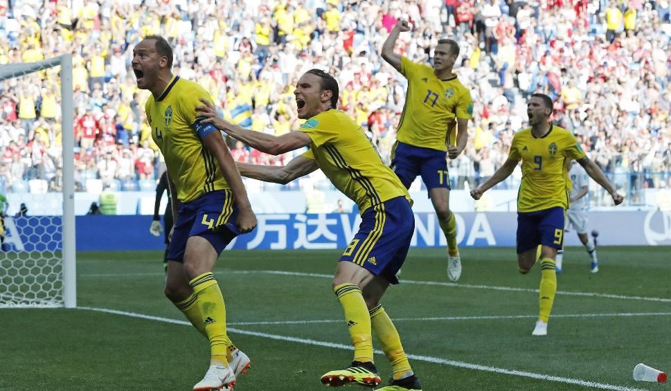 Film do artykułu: Mundial 2018. Szwecja pokonała Koreę Południową. Pomógł system VAR