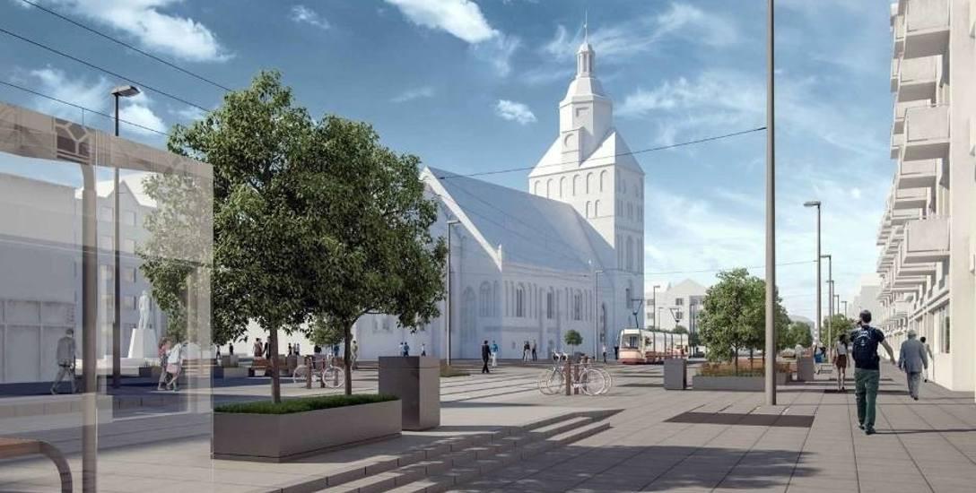 Zgodnie z umową na przebudowę ul. Sikorskiego deptak ma być gotowy do stycznia 2019 roku.