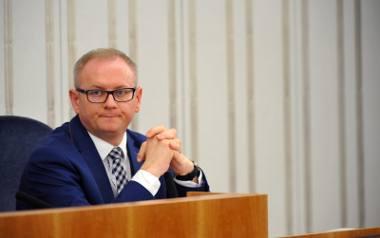 Senator Łukasz Mikołajczyk pomagał skazanemu Piotrowi K.