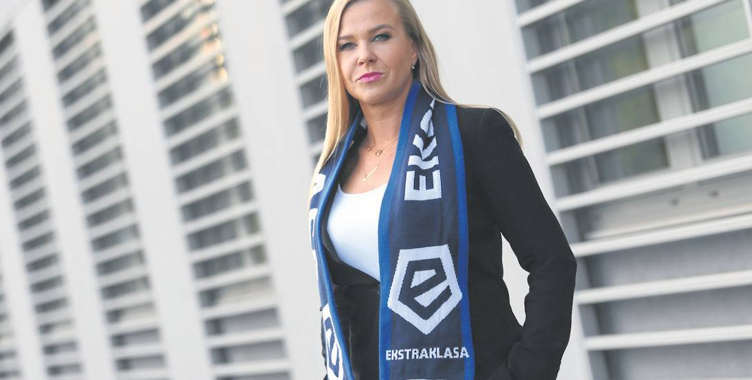 Hytrek-Prosiecka: Czy może być przyjemniejsza praca od takiej, w której płacą za chodzenie na mecze?