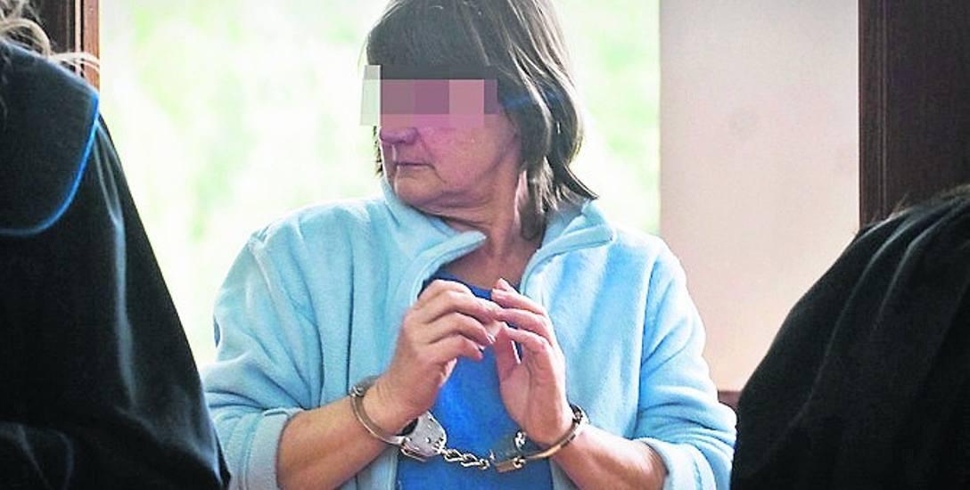 Lucyna K. za zabójstwo męża dostała wczoraj karę 8,5 roku pozbawienia wolności. Wyrok nie jest prawomocny