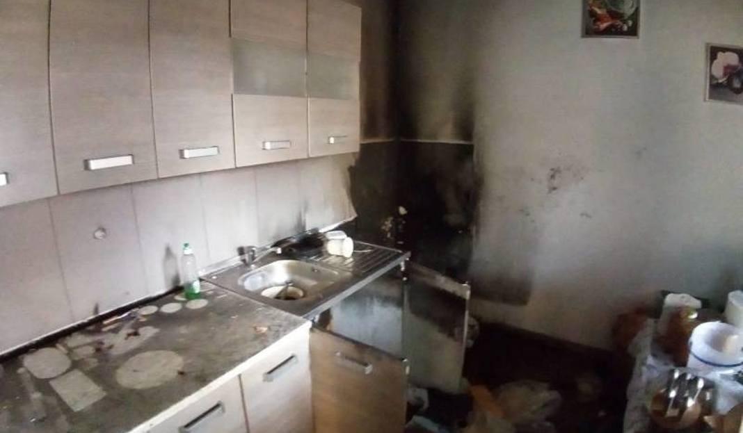 Sucha Struga Zapalila Sie Kuchenka Gazowa Strazacy Uratowali Dom