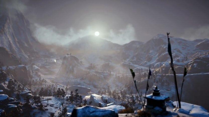 Far Cry 4 Dolina Yeti Zwiastun I Data Premiery Wideo Gra Pl