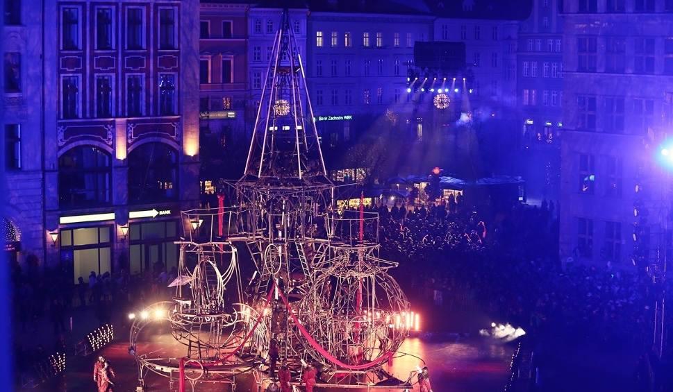 Film do artykułu: Cztery Duchy Wrocławia połączyły się na Rynku. ESK oficjalnie rozpoczęta (FILMY, ZDJĘCIA)