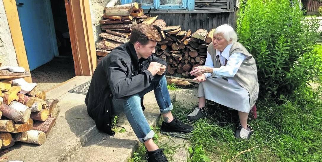 Pomóżmy starszym ludziom. Niech nie czują się samotni