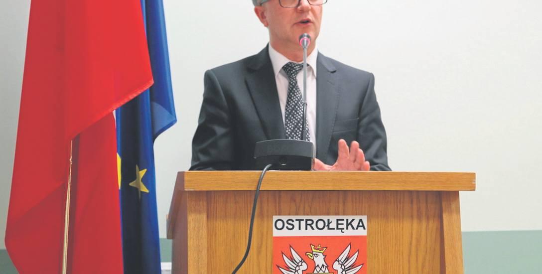 - To jest budżet inwestycyjny, budżet dający nadzieję - mówił Janusz Kotowski