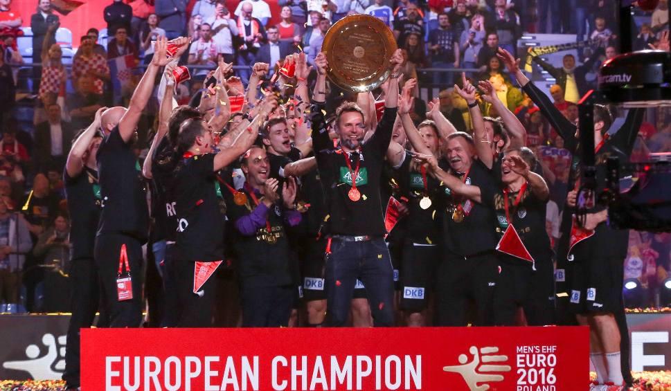 Film do artykułu: Polska wraz z Białorusią i Litwą będzie się starać o mistrzostwa Europy piłkarzy ręcznych w 2026 roku
