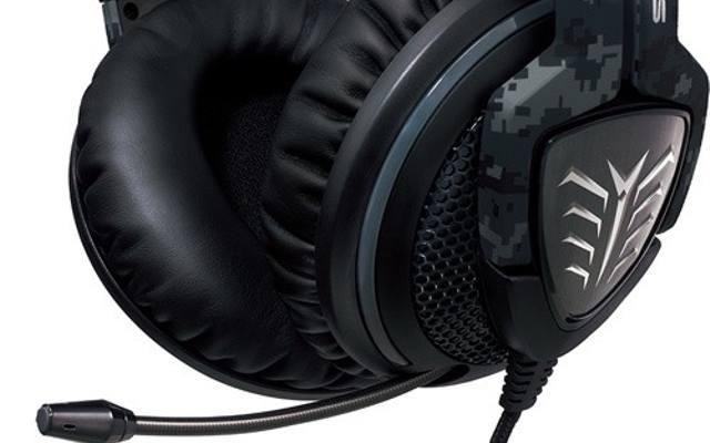 ASUS Echelon Camo Edition: Słuchawki w kamuflażu