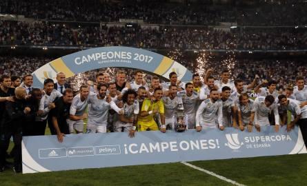Piłkarze Realu zdobyli drugie trofeum w tym sezonie.