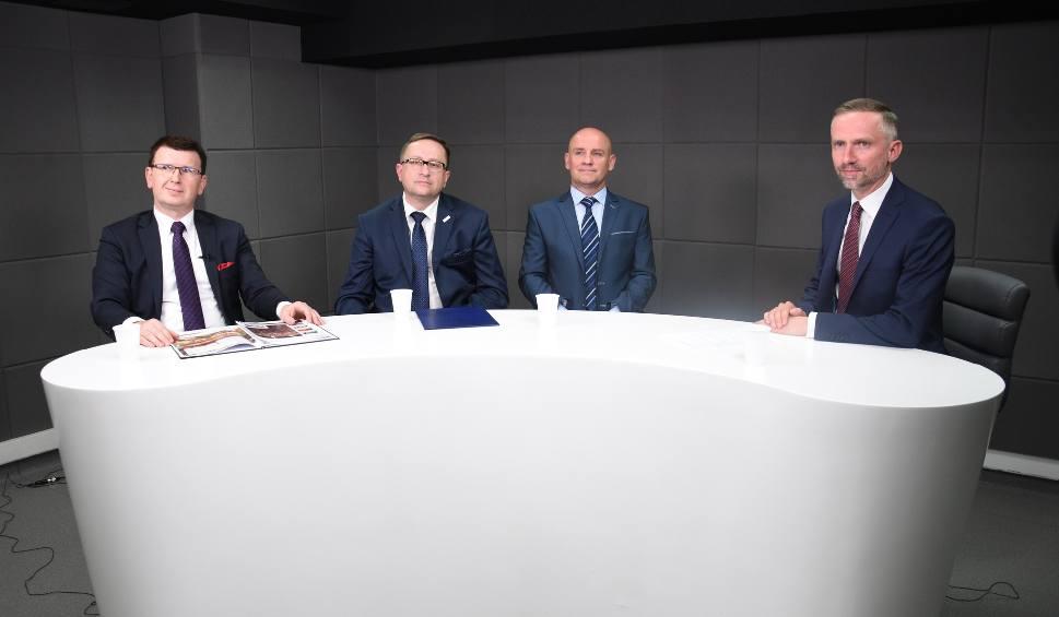Film do artykułu: Jaka przyszłość Ostrowca? Zobacz debatę kandydatów do fotela prezydenta Ostrowca